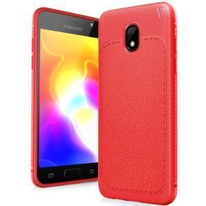 VibeX odolný obal na mobil Samsung Galaxy J3 (2018) - červený - 1