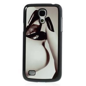 Stylový obal na Samsung Galaxy S4 mini - vášeň - 1