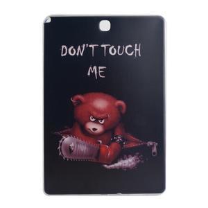 Ultrantenký obal na tablet Samsung Galaxy Tab A 9.7 - nešahat - 1