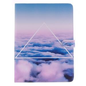 Emotive pouzdro na tablet Samsung Galaxy Tab A 9.7 - triangle - 1