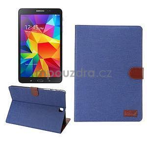 Jeans pouzdro na tablet Samsung Galaxy Tab A 9.7 - modré - 1