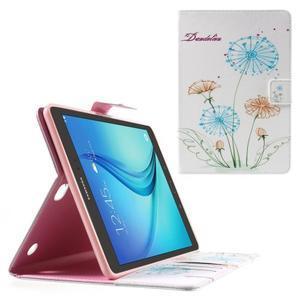 Ochranné pouzdro na Samsung Galaxy Tab A 9.7 - malovaná pampeliška - 1