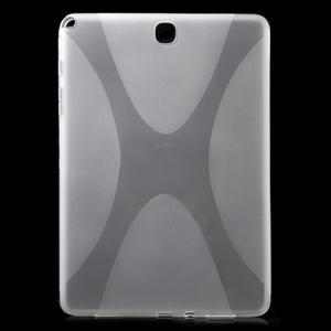 X-line gelový obal na tablet Samsung Galaxy Tab A 9.7 - transparentní - 1