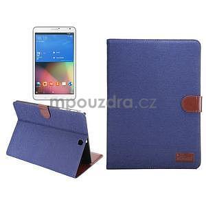 Jeans pouzdro na tablet Samsung Galaxy Tab S2 9.7 - tmavěmodré - 1