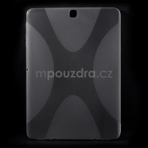 X-line gelový kryt na Samsung Galaxy Tab S2 9.7 - šedý - 1