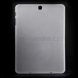 Glossy gelový obal na Samsung Galaxy Tab S2 9.7 - transparentní - 1