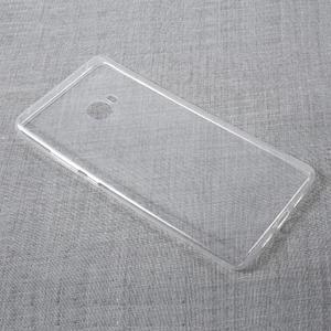 Ultratenký gelový obal na Xiaomi Redmi Note 2 - transparentní - 1