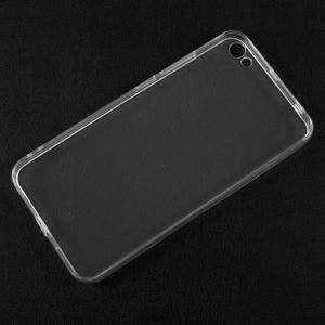 Průhledný gelový obal na Xiaomi Redmi Note 5A - 1