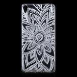 Ultratenký gelový obal na Sony Xperia E5 - henna - 1/5