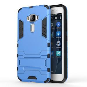 Odolný obal na mobil Asus Zenfone 3 ZE520KL - světlemodrý - 1