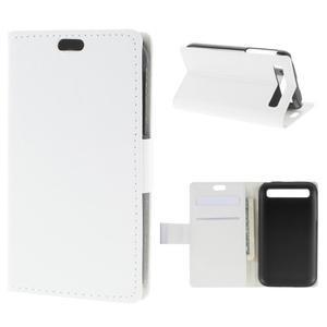 Peněženkové pouzdro na mobil BlackBerry Classic - bílé - 1