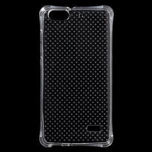 Transparentní gelový kryt na mobil Honor 4C - 1
