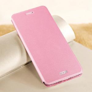 Vintage pouzdro na mobil Honor 5X - růžové - 1