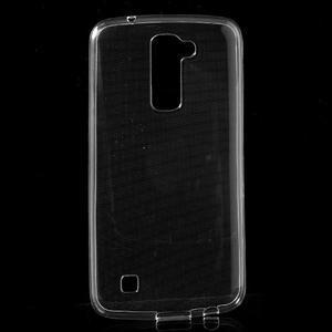 Transparentní gelový kryt na LG K10 - 1