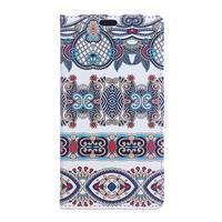 Style peněženkové pouzdro na LG K4 - pattern - 1/5