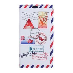 Style peněženkové pouzdro na LG K4 - mail - 1