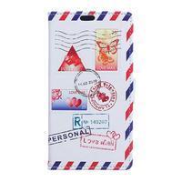 Style peněženkové pouzdro na LG K4 - mail - 1/4