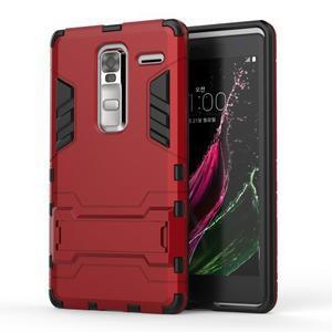 Outdoor odolný kryt na mobil LG Zero - červený - 1