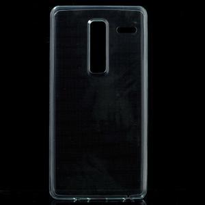 Ultratenký slim gelový obal na LG Zero - světlemodrý - 1