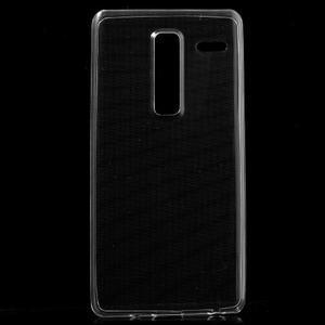 Ultratenký slim gelový obal na LG Zero - transparentní - 1