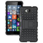 Outdoor odolný obal na mobil Microsoft Lumia 650 - černý - 1/5