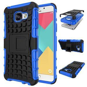 GT odolný obal na mobil Samsung Galaxy A3 (2016) - modrý - 1