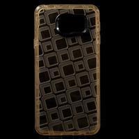 Square gelový obal na mobil Samsung Galaxy A3 (2016) - zlatý - 1/6