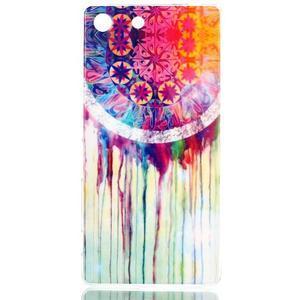 Style gelový obal pro Sony Xperia M5 - lapač snů - 1