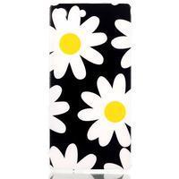 Style gelový obal pro Sony Xperia M5 - daisy - 1/3