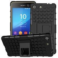 Outdoor odolný kryt na mobil Sony Xperia M5 - černý - 1/2