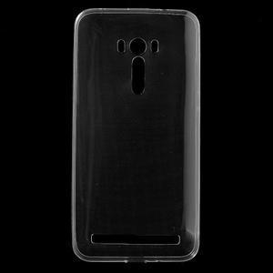 Ultratenký slim obal 0.6 mm na Asus Zenfone Selfie - transparentní - 1