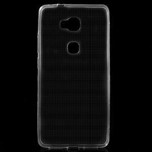Transparentní ultratenký slim gelový obal na Honor 5X - 1