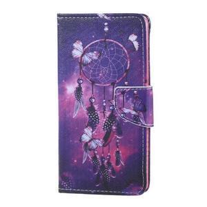Knížkové pouzdro na mobil Honor 5X - lapač snů - 1