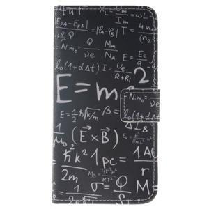 Peněženkové pouzdro pro mobil Honor 5X - vzorečky - 1