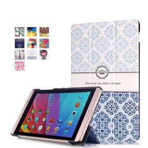 Třípolohové pouzdro na tablet Huawei MediaPad M2 8.0 - lorem ipsum - 1