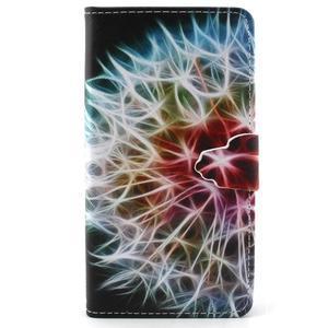 Emotive pouzdro na mobil Huawei P8 Lite - odkvetlá pampeliška - 1