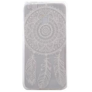 Ultratenký gelový obal na Huawei P9 Lite - lapač snů - 1