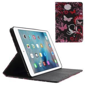 Stylové pouzdro na iPad mini 4 - kouzelní motýlci - 1
