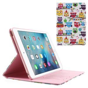 Stylové pouzdro na iPad mini 4 - banda soviček - 1