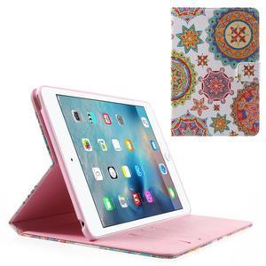 Stylové pouzdro na iPad mini 4 - mandala - 1
