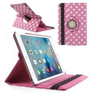 Cyrc otočné pouzdro na iPad mini 4 - rose - 1