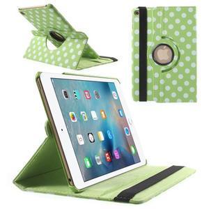 Cyrc otočné pouzdro na iPad mini 4 - zelené - 1