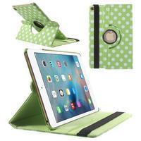 Cyrc otočné pouzdro na iPad mini 4 - zelené - 1/7