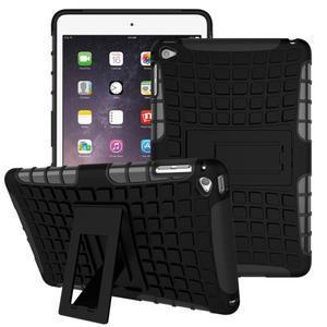 Outdoor odolný obal na tablet iPad mini 4 - černý - 1