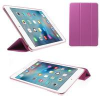 Trifold trojpolohové pouzdro na tablet iPad mini 4 - rose - 1/7