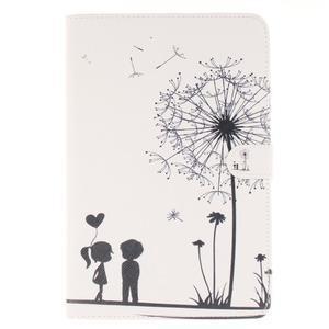 Standy pouzdro na tablet iPad mini 4 - láska - 1
