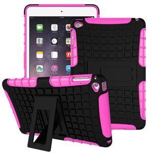Outdoor odolný obal na tablet iPad mini 4 - rose - 1