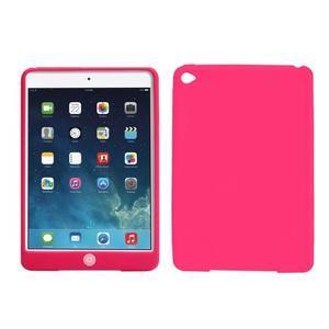 Silikonové pouzdro na tablet iPad mini 4 - rose - 1
