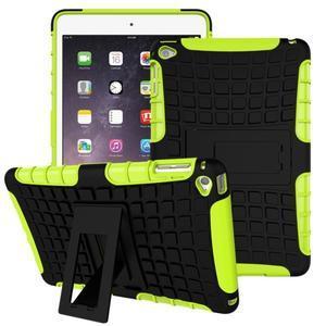 Outdoor odolný obal na tablet iPad mini 4 - zelený - 1