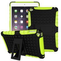 Outdoor odolný obal na tablet iPad mini 4 - zelený - 1/2